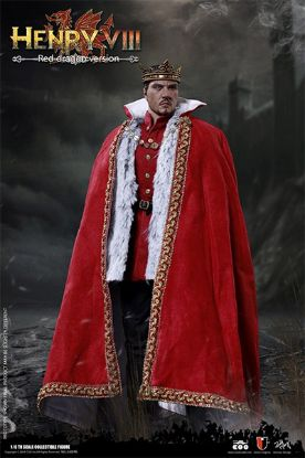 Coo Model Henry VIII Red Dragon Version