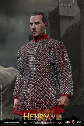 Coo Model Henry VIII Tudor Dynasty Version