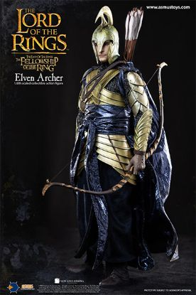 Asmus Toys Elven Archer 1/6 Scale