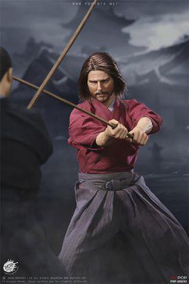 Pop Toys Devoted Samurai Trainee Version 1/6 Scale