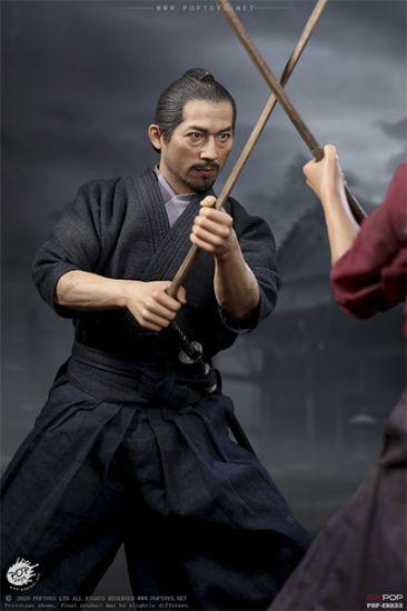 Pop Toys Brave Samurai-UJIO Kendo Version 1/6 Scale