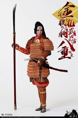 IQO Toys Takeda Shingen Sideroom Badong Standard Version 1/6 Scale