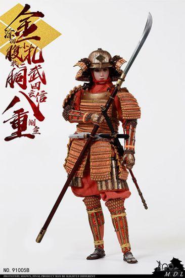 IQO Toys Takeda Shingen Sideroom Badong Deluxe Version