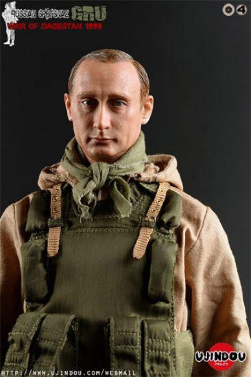 Ujindou Russian Spetsnaz GRU War Of Dagestan 1999