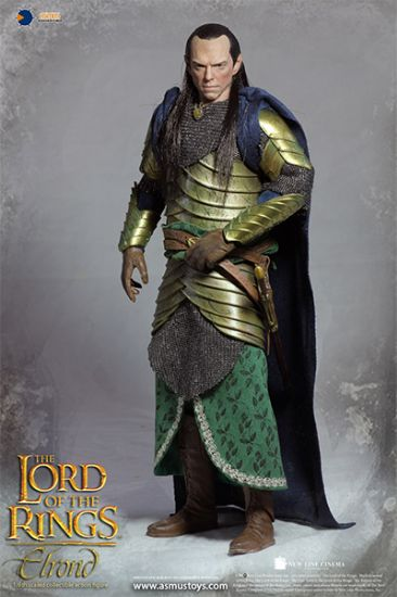 Asmus Toys Elrond In Lord Of The Rings